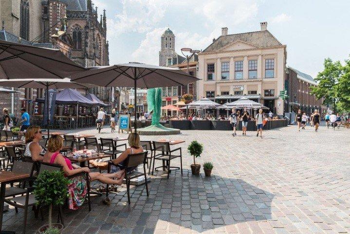 Zwolle steeds populairder